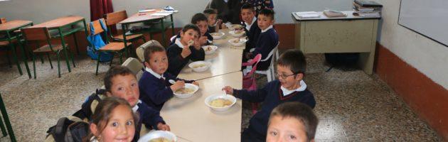 'Nuestros niños deben ser el centro de la política pública social