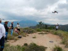 'Plantar' inicia sobrevuelos con drones, en seis municipios